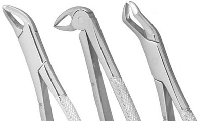 Extraction Forceps - Kìm Nhổ Răng